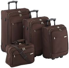 Travelite Koffer-Set Portofino, 4-teilig - http://city-talk.eu/travelbags/?product=travelite-koffer-set-portofino-4-teilig