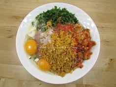 Rulada de Carne Tocata ⋆ Retete Pentru O Viata Grains, Rice, Eggs, Breakfast, Food And Drinks, Morning Coffee, Egg, Seeds, Laughter