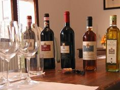 Casa Sola - Chianti Winery (wine and olive oil tour & tasting, make a reservation) - Barberino Val d'Elsa