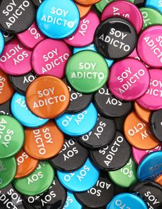 Soy Adicto – Get your Button