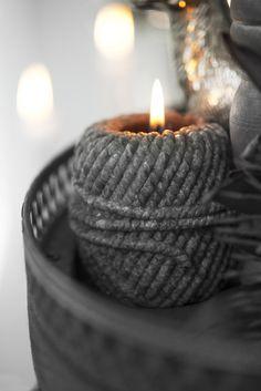 Ihana kynttilä Lene Bjerreltä