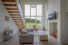 Architects Trim, Co. Meath- mckenna + associates- providing a complete range of architectural services. Planning Applications, Contemporary Stairs, Architectural Services, New Home Designs, New Homes, House Design, Windows, Architecture, Bed