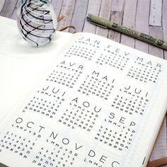 tout les mois de l'année !! c'etes page est trop pratique !!!!