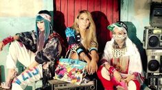The music (and fashion) of K-pop combines elements of Eastern and Western influence.
