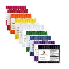$6.50 CakePlay Isomalt Sticks 12 pk, 7 oz. & other edible supplies - BakeDeco.Com