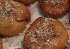 Greek Sweets, Dessert Recipes, Desserts, Greek Recipes, Pretzel Bites, Baked Potato, Biscuits, Muffin, Bread