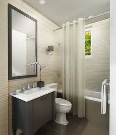 Small bathroom inspiration on pinterest small full for Extra small bathroom ideas