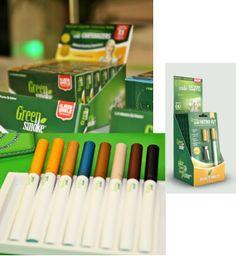 Productos Green Smoke
