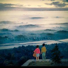 #whisperoftheheart #hayaomiyazaki #anime #myanimelist by les.imaginaires