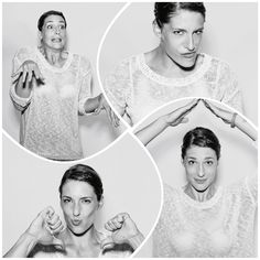 I like her, she is funny. Petkovic, Tennis, Soccer, Lady, Funny, Sports, Women, Fashion, Hs Sports