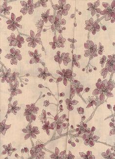 Liberty tana lawn fabric Josephina 7x27 by MissElany on Etsy, $5.00