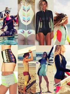Stay warm and look hot! http://www.swell.com/Activewear/BILLABONG-2MM-VINTAGE-SURF-SHORT?cs=LO