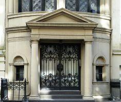 Daytonian in Manhattan: The Wm. Barnard House -- No. 38 East 68th Street