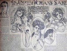 Evelyn Nesbit Crime Of The Century, Evelyn Nesbit, Gibson Girl, American Artists, Beauty Women, Illustration, People, Beautiful Women, Illustrations