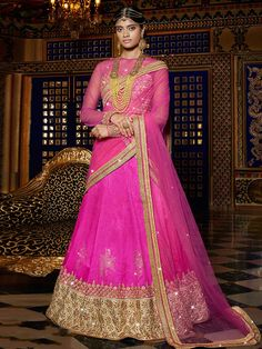 Marvelous pink raw silk wedding wear designer lehenga choli. Having fabric raw silk, dupion silk, santoon and net. This attire is beautifully adorned with zari work and stone work. Comes with matching choli and dupatta. #mydesiwear #onlineshop #womenstyle #womenfashion #silk #partywear #designerwear #bridalwear #ethnicwear #lehengacholi #trendingnow #festiveseason #Diwali #sapnokidiwali #apnokidiwali