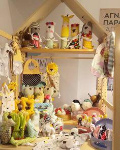 Ανοίξαμε και σας περιμένουμε!   #lemondreamz #handmade #handcrafted #plustoy #softtoy #toy #babytoys #babyaccessories #themeetmarket #craftfair #athens #glyfada #smallbusiness #supportlocal #madeinathens