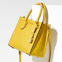 Yellow Bag by MK