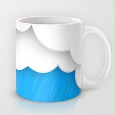 Abstract 3D Rain Mug on Society6. http://society6.com/product/abstract-3d-rain_mug#27=199