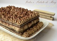 ricetta semifreddo ai wafer | Dolce e Salato di Miky
