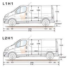 Antes de nada aclarar que estamos hablando de un modelo de Renaul Trafic anterior al año 2015 por lo que puede que las medidas de los nuevos...