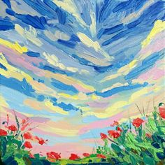Edina Balogh Art added 23 new photos. Landscapes, Painting, Paisajes, Scenery, Painting Art, Paintings, Painted Canvas, Drawings