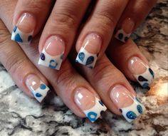 Buble Technique  #nailart #nails #cutenails #nail