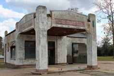 south carolina | ... old Mission Style Gas Station in the Small Town of Olar South Carolina