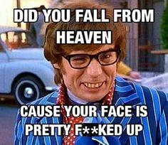 Haha love Austin Powers