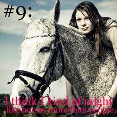 Equestrian Problem #9