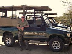 16 Best Nhongo Safaris Open Safari Vehicles used in the Kruger