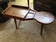 Antique Cobbler Bench