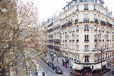 Promenade plantée by Carin Olsson (Paris in Four Months)