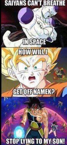 You tell him bardock Dragon Ball Image, Dragon Ball Z, Funny Grumpy Cat Memes, Dbz Memes, Funny Dragon, Son Goku, Dragon Art, Anime, Comedy