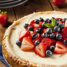 Cheesecake sin Hornear