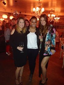 Spring #BloggerScene Party at Mari Vanna @Natalie
