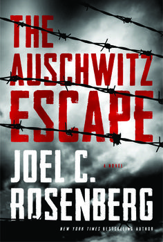 The Auschwitz Escape (Joel C. Rosenberg) - A Review --- An amazing, well-researched story about two extraordinary heroes. #WWII #Holocaust