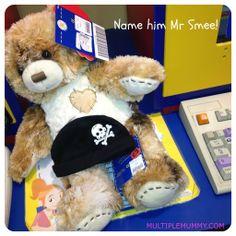 Multiple Mummy: Family Frolics: Build a Bear for Nanny