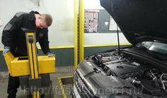 Диагностика автомобильного кондиционера в Ростове