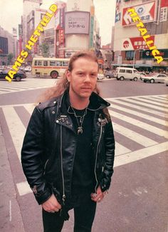 "grapost:  "" Metallica - James Hetfield  """