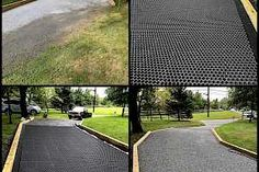 Gravel surfaces stabilized for vehicle and pedestrian traffic – CORE Landscape