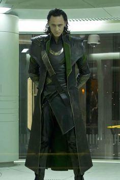Tom Hiddleston as Loki, The Avengers