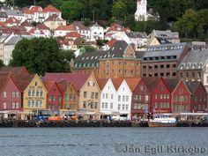 Norway: Bergen Norway http://www.travel-earth.com/norway/