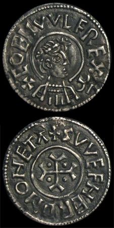 Silver Penny of Coenwulf, King of Mercia – antique English Coins, Silver Penny, Gold And Silver Coins, Antique Coins, Silver Bullion, World Coins, 3d Prints, Anglo Saxon, Rare Coins