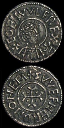 Silver Penny of Coenwulf, King of Mercia  796-821.