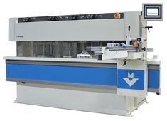 Buy Vertongen Pentho 5 Head Tenoner for sale at Scott+Sargeant Woodworking Machinery: Showroom warehouse near London Fence Options, Dove Tail, Construction Safety, Sliding Table, Slide Bar, Extension Table, Woodworking Machinery