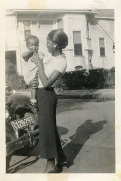 Mother and Daughter c.1930s