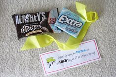 Bus driver appreciation gift with FREE printable!