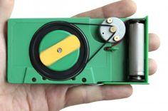 Alex Malbert, aka Tapetronic, turns tape players into musical instruments with the help of spinning tops, phone vibrators and springs. Cassette, Instruments, The Help, Hacks, Audio, Music, Musical Instruments, Tools, Tips