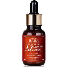 Amazon.com: Azelaic Acid 10% Serum 1oz with Niacinamide - Rosacea Skin Care Product + Reduce Cystic Acne Scar + Redness Relief Face + Pimple Pigmentation Blackhead + Vitamin B3 + B5, Gluten Free, 1oz (30ml): Beauty Cystic Acne Scars, Acne Rosacea, Homemade Pore Strips, Reduce Pimple Redness, Pimples On Face, Under Eye Wrinkles, Azelaic Acid, Facial Serum, Facial Masks