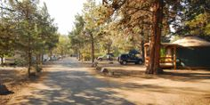 Tumalo State Park Campground   Outdoor Project - Campgrounds, Campsites